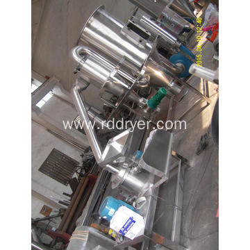 continuous flash dryer for powder and paste product